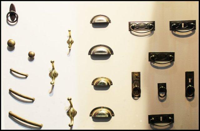 Styles cerrajeria y herrajes productos herrajes para - Tiradores rusticos para muebles ...